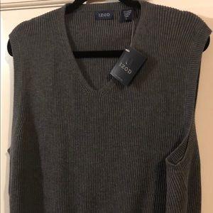 Men's Izod  v-necked vest
